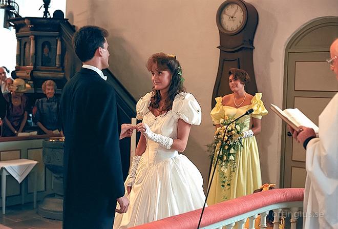 Bröllop Björlanda kyrka