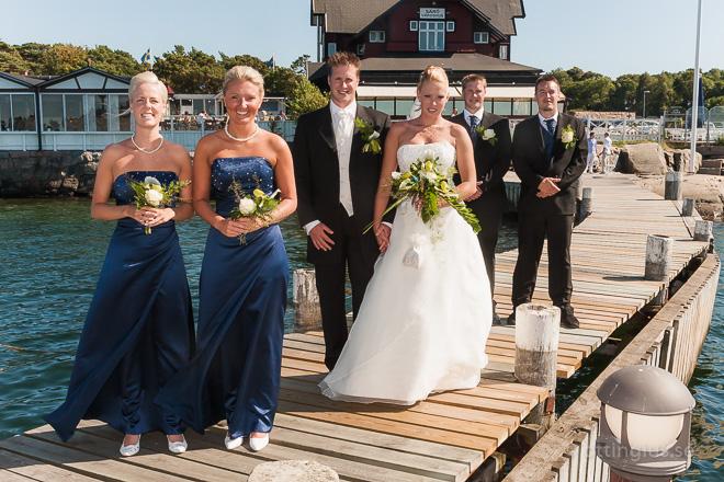 Bröllop Särö Blomstermåla värdshus