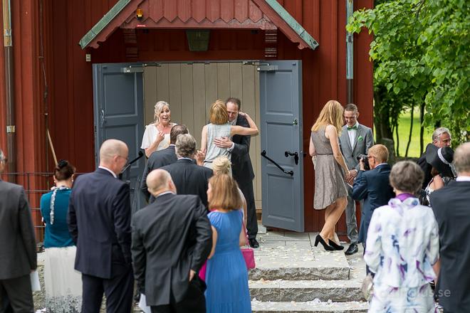 Bröllop vigsel i Råda kyrka Mölnlycke