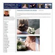 Bröllopfotograf porträttfotograf Göteborg