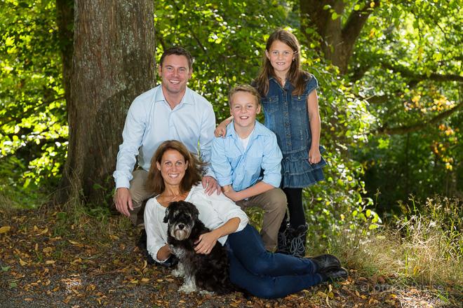 Familjefotografering Mölnlycke