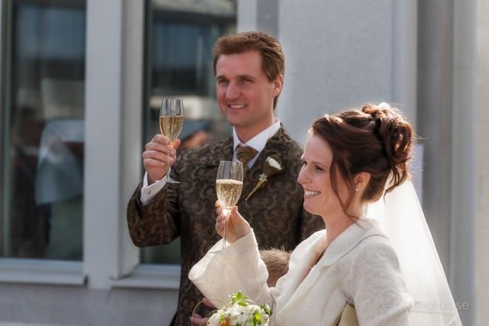 Fotografering av brudskålen på Hällsnäs i Mölnlycke