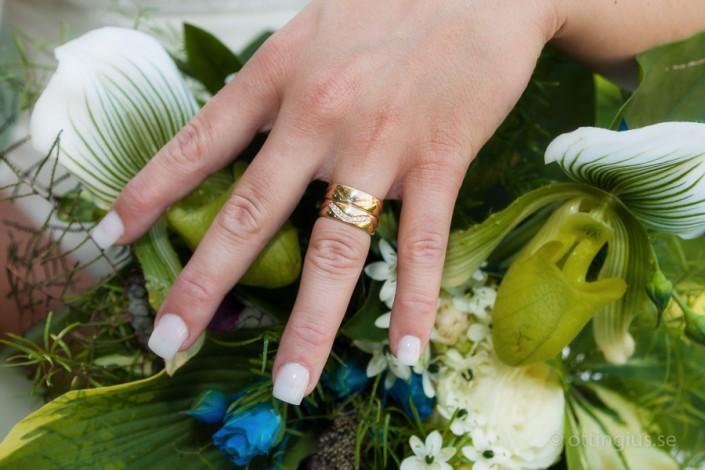 Manikyr inför bröllopet ger vackra händer och naglar