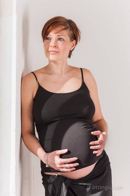 Gravidmage fotografering
