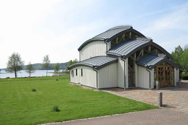 Gröen kapellet Landvetter kyrka