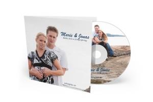 cd med porträttbilder