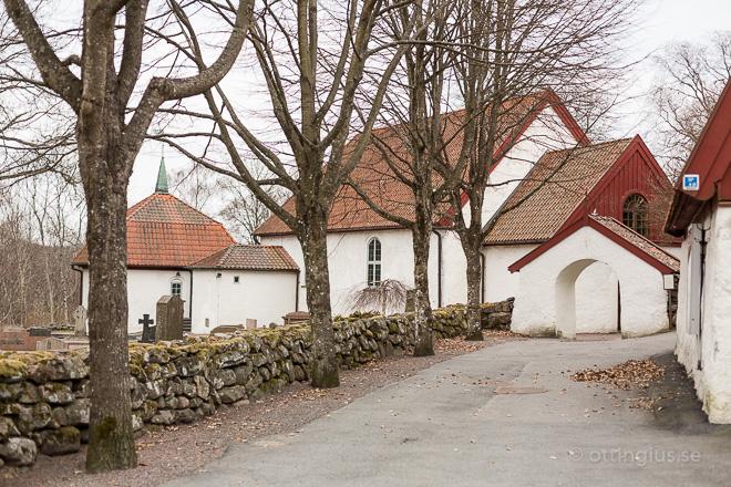 Vigsel bröllop Kållereds gamla medeltids kyrka