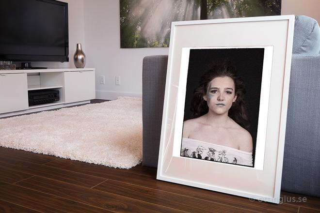 tuffa portratt familj fotografering