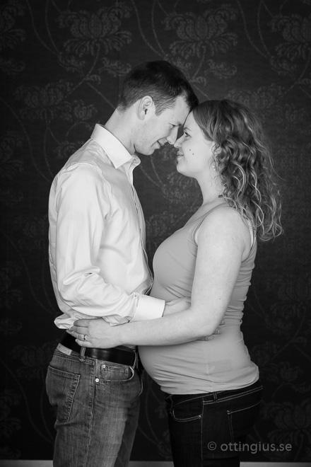 gravid fotografering Göteborg